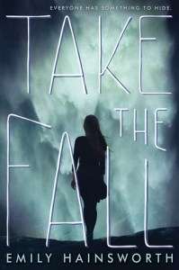 Book cover for Take The Fall by Emily Hainsworth