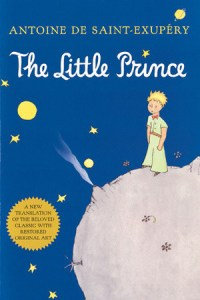 Book cover for The Little Prince by Antoine De Saint -Exupéry