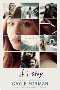 Book cover for If I Stay by Gayle Forman