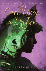 Book cover for Once Upon a Dream by Liz Braswell