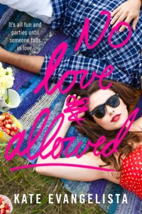 Book Review: No Love Allowed by Kate Evangelista