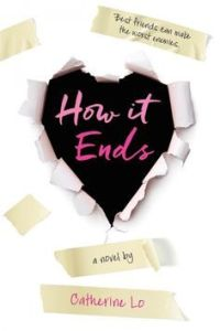 Book cover for This is How it Ends by Catherine Lo