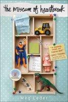 Book cover for The Museum of Heartbreak by Meg Leder