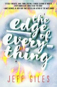 Friday Reads: The Edge of Everything