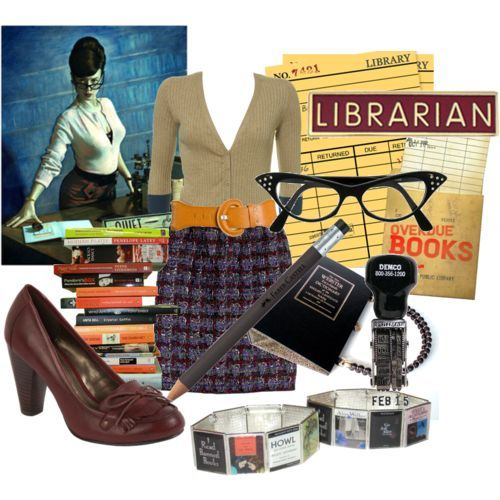 librarian-costume