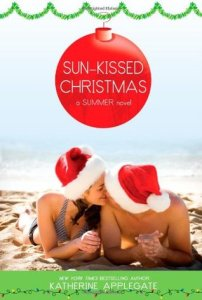 Book cover for Sun-Kissed Christmas by Katherine Applegate