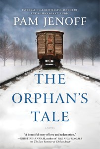 Book cover for The Orphan's Tale by Pam Jenoff