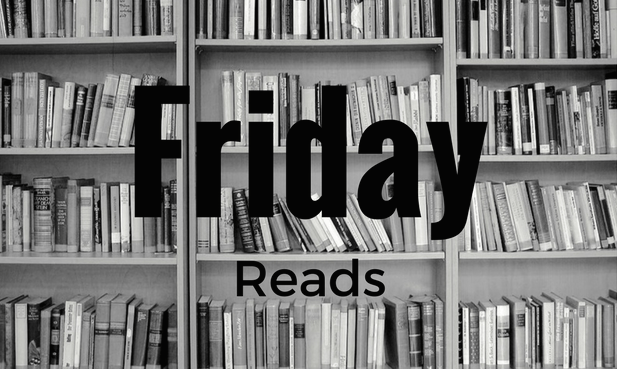 Banner for Friday Reads