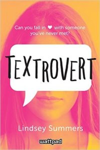Review: Textrovert by Lindsey Summers