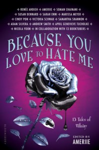 Book cover for Because You Love to Hate Me