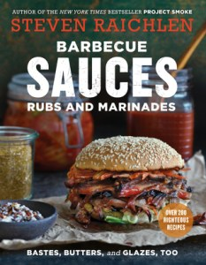Book cover for Barbecue Sauces, Rubs, and Marinades by Steven Raichlen