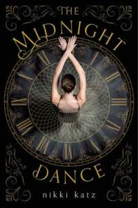 Book cover for The Midnight Dance by Nikki Katz