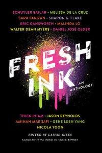 Fresh Ink Lamar Giles