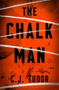 Book cover for The Chalk Man