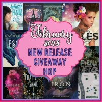 Book Giveaway Hop: February 2018 New Releases