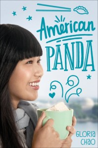 Book cover for American Panda by Gloria Chao.