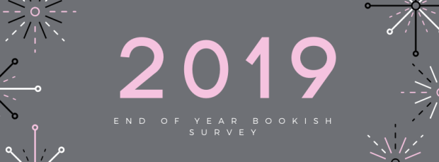 2019 Bookish Survey