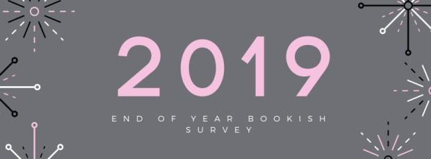 2019 Bookish Survey