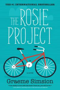 Friday Reads: The Rosie Project