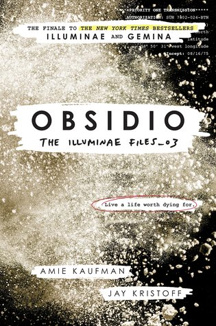 Friday Reads: Obsidio by Jay Kristoff and Amie Kaufman