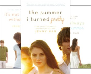 Series Review: The Summer I Turned Pretty by Jenny Han