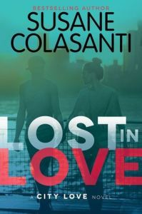 Book cover for Lost in Love by Susane Colasanti