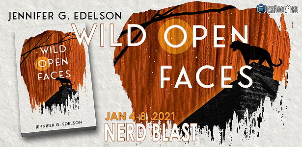 Amazon Giveaway: Wild Open Faces