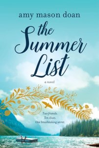 Friday Reads: The Summer List