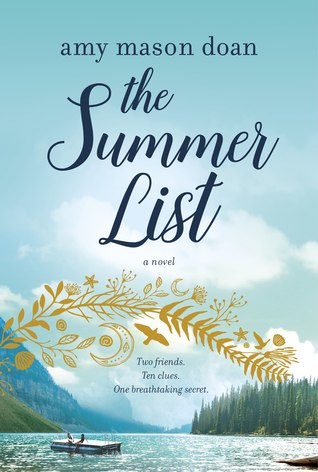 Review: The Summer List by Amy Mason Doan