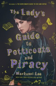 Wishlist Wednesday: The Lady's Guide to Petticoats and Piracy