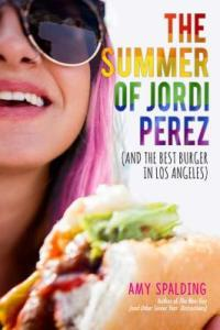 The Summer of Jordi Perez by Amy Spalding: Review & Giveaway