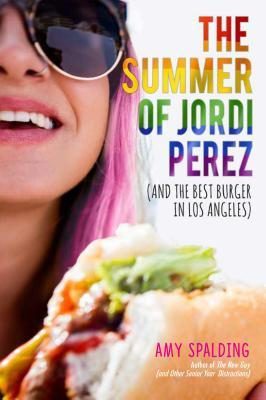Friday Reads: The Summer of Jordi Perez by Amy Spalding