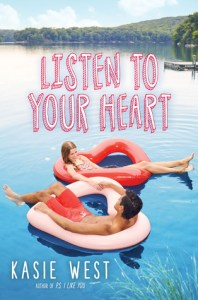 Review: Listen to Your Heart by Kasie West