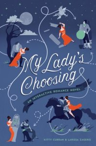 Book cover for My Lady's Choosing by Kitty Curran