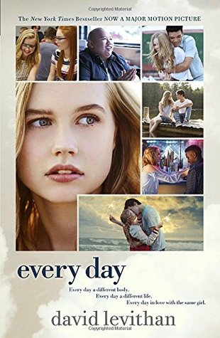 Book to Movie Review: Every Day by David Levithan