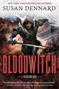 Review: Bloodwitch by Susan Dennard