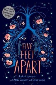 Review: Five Feet Apart by Rachael Lippincott