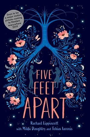 Review: Five Feet Apart by Rachael Lippincott