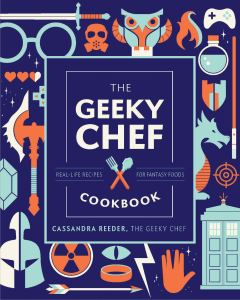 Review: The Geeky Chef Cookbook