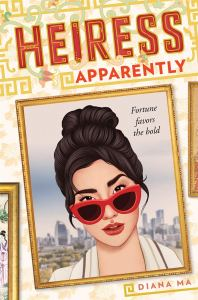 Review: Heiress Apparently by Diana Ma