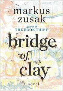 Friday Reads: Bridge of Clay