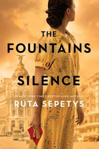 Friday Reads: The Fountains of Silence