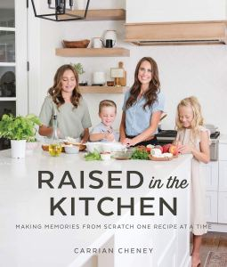 Review: Raised in the Kitchen by Carrian Cheney