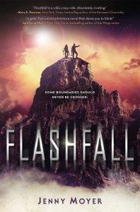 Review & Playlist: Flashfall by Jenny Moyer