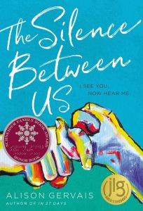 Review: The Silence Between Us by Alison Gervais