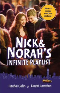 Book vs. Movie: Nick & Norah's Infinite Playlist