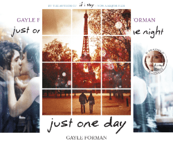 Series Review: Just One Day by Gayle Forman