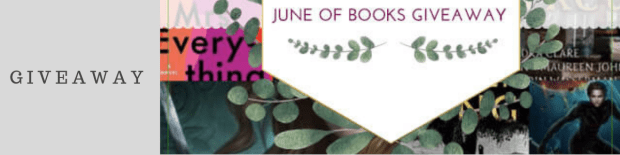 June 2019 Book Giveaway Hop