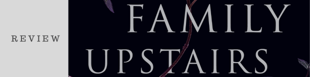 Review: The Family Upstairs by Lisa Jewell