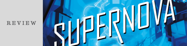 Review: Supernova by Marissa Meyer